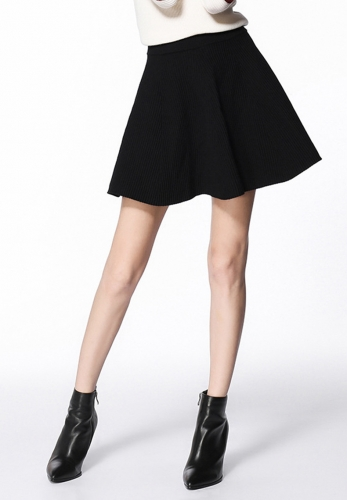 Wild bag hip half body skirt
