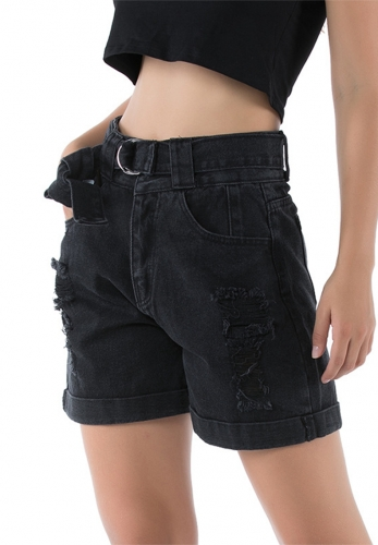 Large size curling shorts